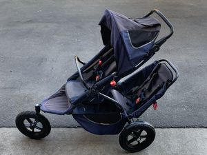 Used Phil & Teds Double Stroller for Sale in Clovis, CA