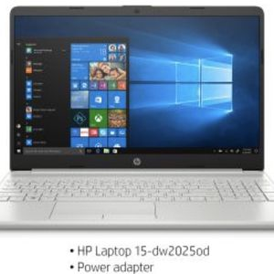 "HP 15-dw2025od Laptop, 15.6"" Screen, Intel® Core™ i5, 8GB Memory, 2TB Hard Drive, Windows® 10, 9ZG20UA#ABA for Sale in Los Angeles, CA"