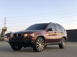 2001 BMW X5 for Sale in Tacoma, WA