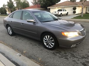 2008 Hyundai Azera for Sale in Fontana, CA
