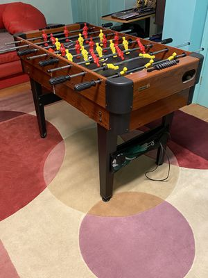 Foosball/Ping Pong/ Air hockey table for Sale in Brooklyn, NY