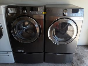 Samsung Washer And Electric Dryer for Sale in Austin, TX