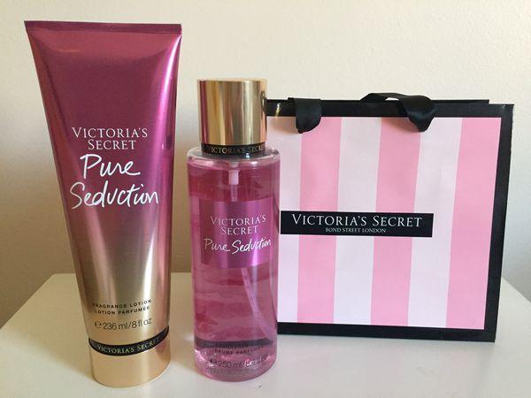 Victoria's Secret Pure Seduction Set