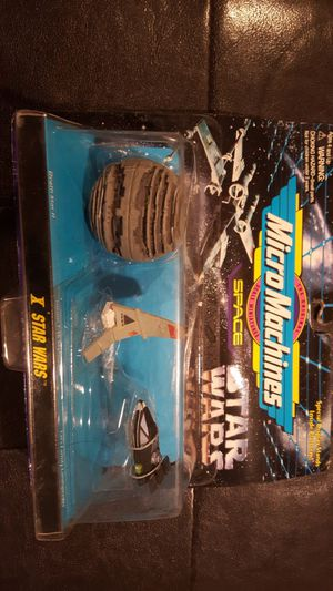 Vintage 1996 X Star Wars Micro Machine collectible toys *New in box* for Sale in Tacoma, WA
