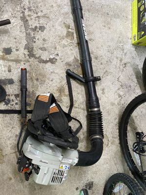 Exho leaf blower for Sale in Houston, TX