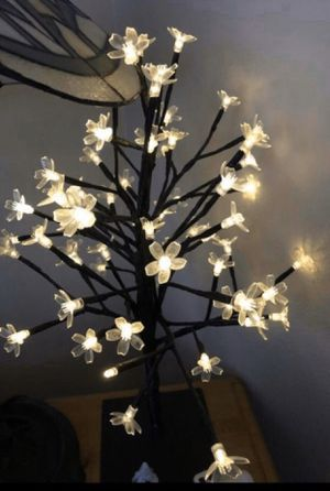 Cherry blossom tree light for Sale in Colorado Springs, CO