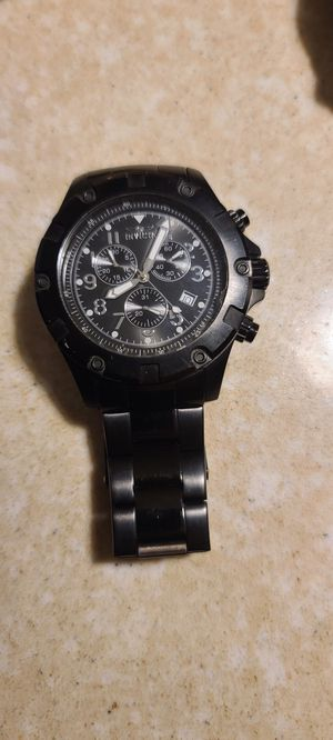 Invicta mens watch needs battery for Sale in Puyallup, WA