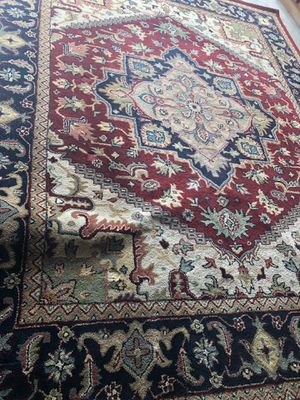 Wool area rug for Sale in Everett, WA