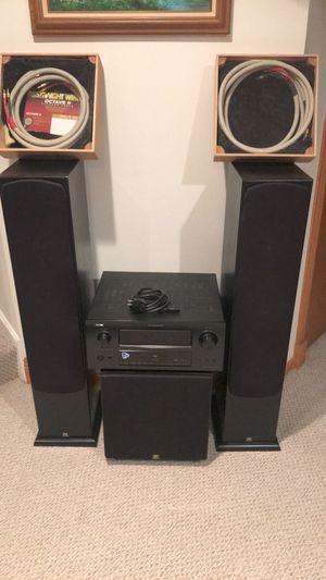 Denon Stereo, MonitorAudio Speakers for Sale in Joliet, IL