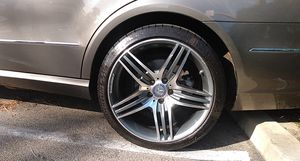 """19"""" Mercedes-Benz AMG Wheels And Tires in Great Condition for Sale in Phillips Ranch, CA"""