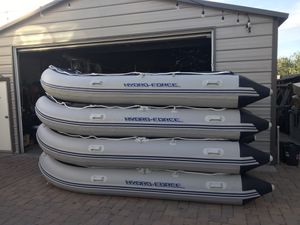 Inflatable boat hydroforce sunsaille for Sale in Phoenix, AZ