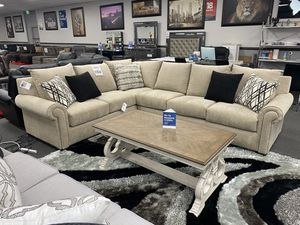 Brown American Custom Made Sectional ON SALE🔥 for Sale in Fresno, CA