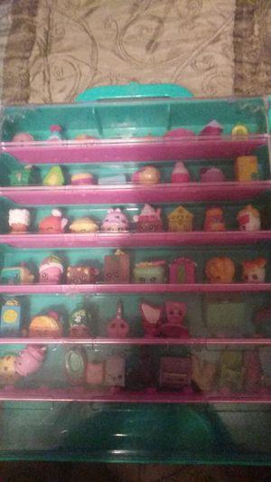 Shopkins con su caja for Sale in Dallas, TX