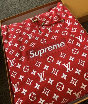 Supreme LV hoodie size Large for Sale in North Miami Beach, FL