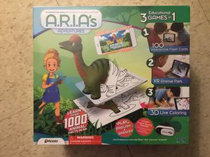 3D Arias educational game for Sale in Homestead, FL