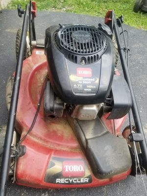 Toro Lawnmower(READ CAREFULLY) for Sale in CANAL WNCHSTR, OH