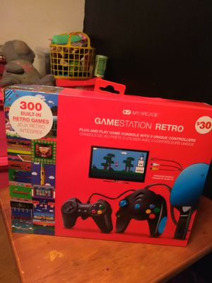 300 Retro Game station for Sale in Raleigh, NC