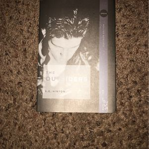 The Outsiders-Platinum Edition (book) for Sale in Pismo Beach, CA