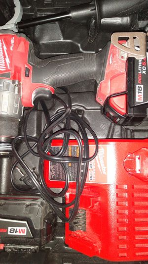 Milwaukee M18 Fuel for Sale in Phoenix, AZ