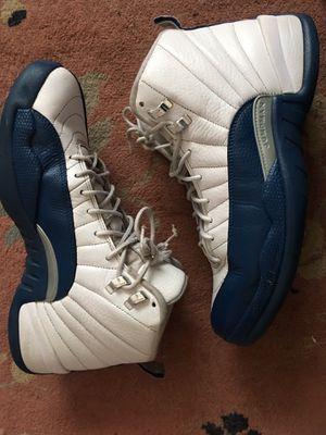 Jordan 12 French blue size 10.5 (pick up) for Sale in Altadena, CA