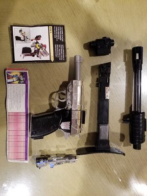 Transformers g1 megatron takara for Sale in Culver City, CA