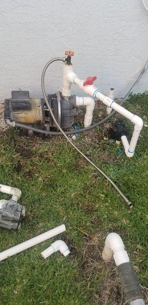 sprinkler sistem for sale for Sale in Greenacres, FL