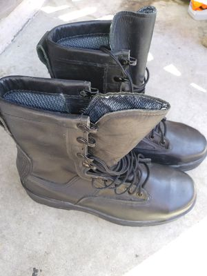 Black Work Boots for Sale in Chula Vista, CA