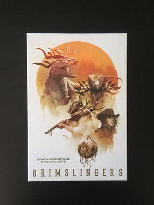 Greenbrier Games Grimslingers for Sale in Torrance, CA