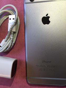 iPhone 6 16gb Unlocked Verizon Att Cricket T-Mobile Metro PCs Mexico for Sale in Santa Ana,  CA