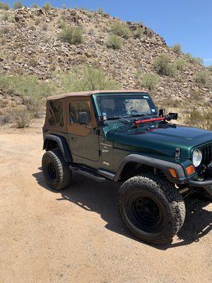 1999 Jeep Wrangler sport 4.0 for Sale in Apache Junction, AZ