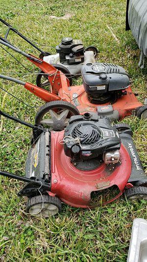 Lawn mower's for Sale in Houston, TX