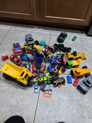 Lot of hot wheels and assorted cars for Sale in Queen Creek, AZ