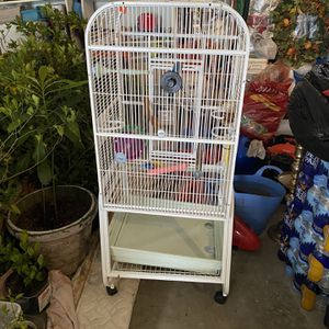 Large Bird Cage for Sale in Manassas, VA