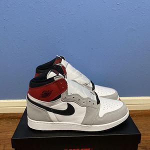 Jordan 1 Light Smoke Grey Size 7Y for Sale in Houston, TX