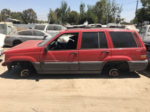 1997 Jeep Grand Cherokee for parts only. for Sale in Modesto, CA