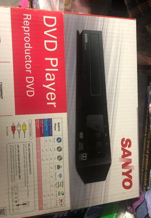 Sanyo DVD player for Sale in Tacoma, WA