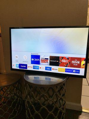 "32"" smart tv Samsung for Sale in Redwood City, CA"