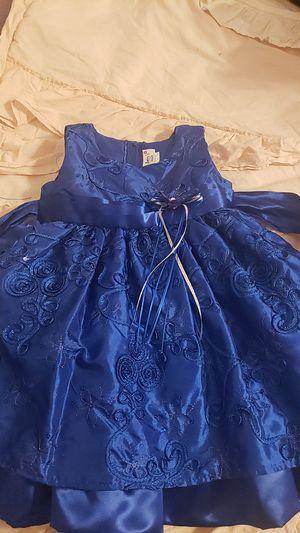 Royal Blue flower girl dress for Sale in Phoenix, AZ