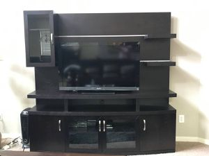 TV Entertainment Center for Sale in Spring, TX