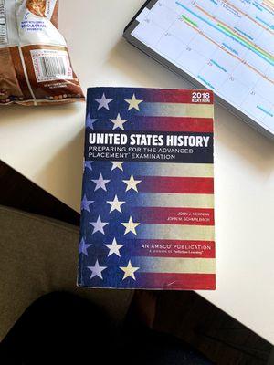 AP US History study book for Sale in Chula Vista, CA