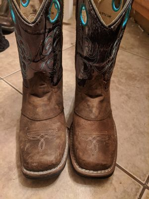 Justin cowboy boots for Sale in Peoria, AZ