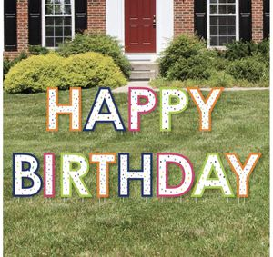 Signs for birthday or graduation any party for Sale in Dearborn, MI
