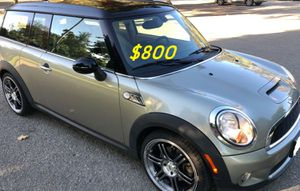 ❇️URGENT $8OO I am the first owner and I want to sell a 2009 Mini cooper Runs and drive strong! ❇️ for Sale in Washington, DC