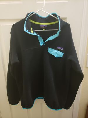 Women's Patagonia Synchilla Sweater Size XL for Sale in San Diego, CA