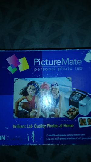 Epson pic photo printer for Sale in Knoxville, TN