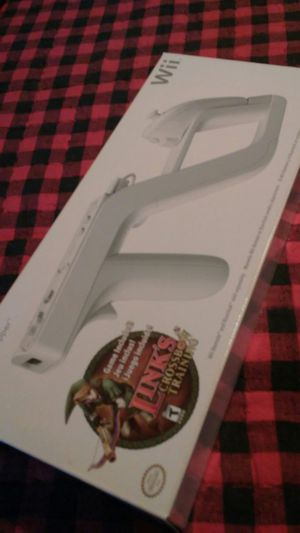 Wii gun and game. for Sale in North Fort Myers, FL