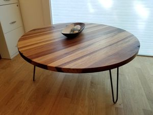 Coffee table - solid wood for Sale in Seattle, WA