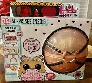 Brand new Lol surprise biggie pet!!! for Sale in West Palm Beach, FL