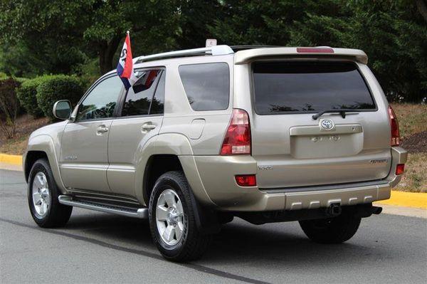 2003 Toyota 4Runner