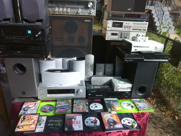 Audio equipment from $40 and UP